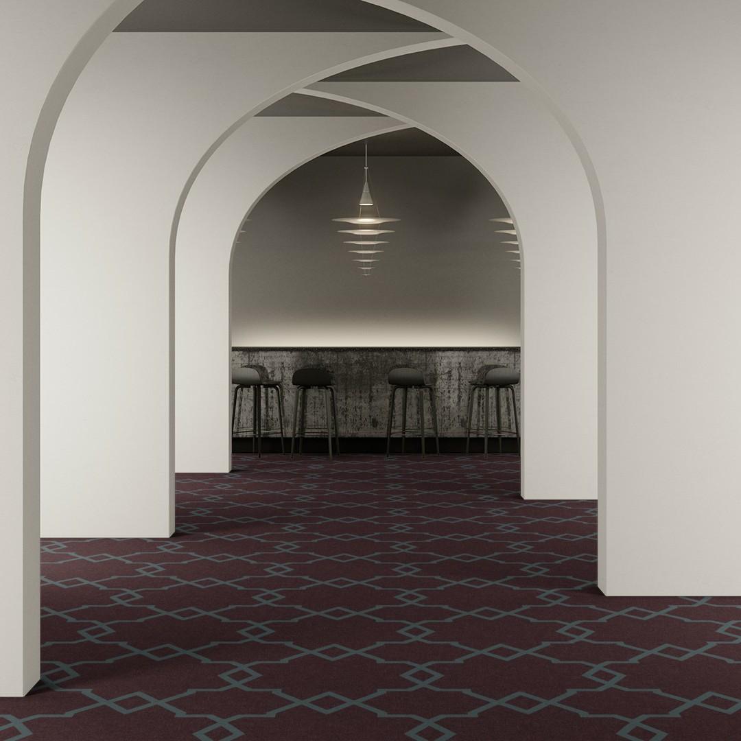 jeddah  purple Roomview 2
