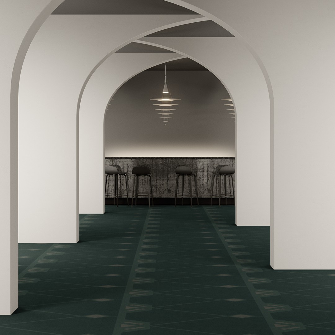 prayer  green Roomview 4