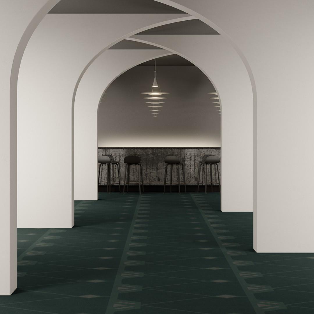 prayer  green Roomview 2