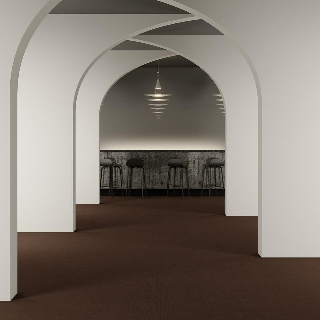 linen  brown Roomview 2