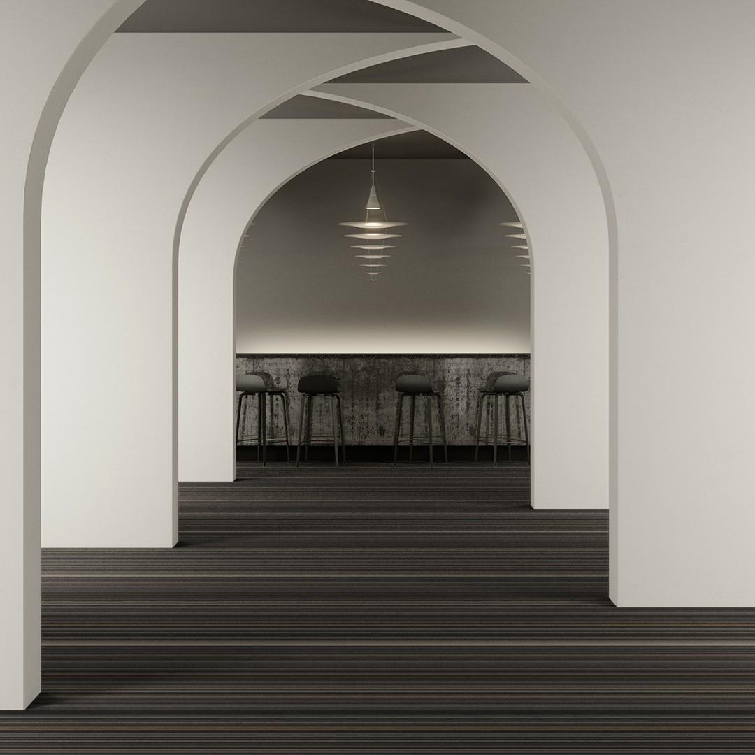bright stripe black Roomview 2