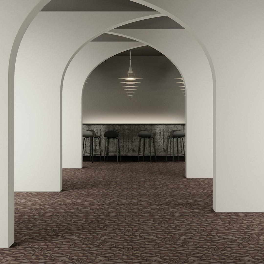 3d tile  rose Roomview 2
