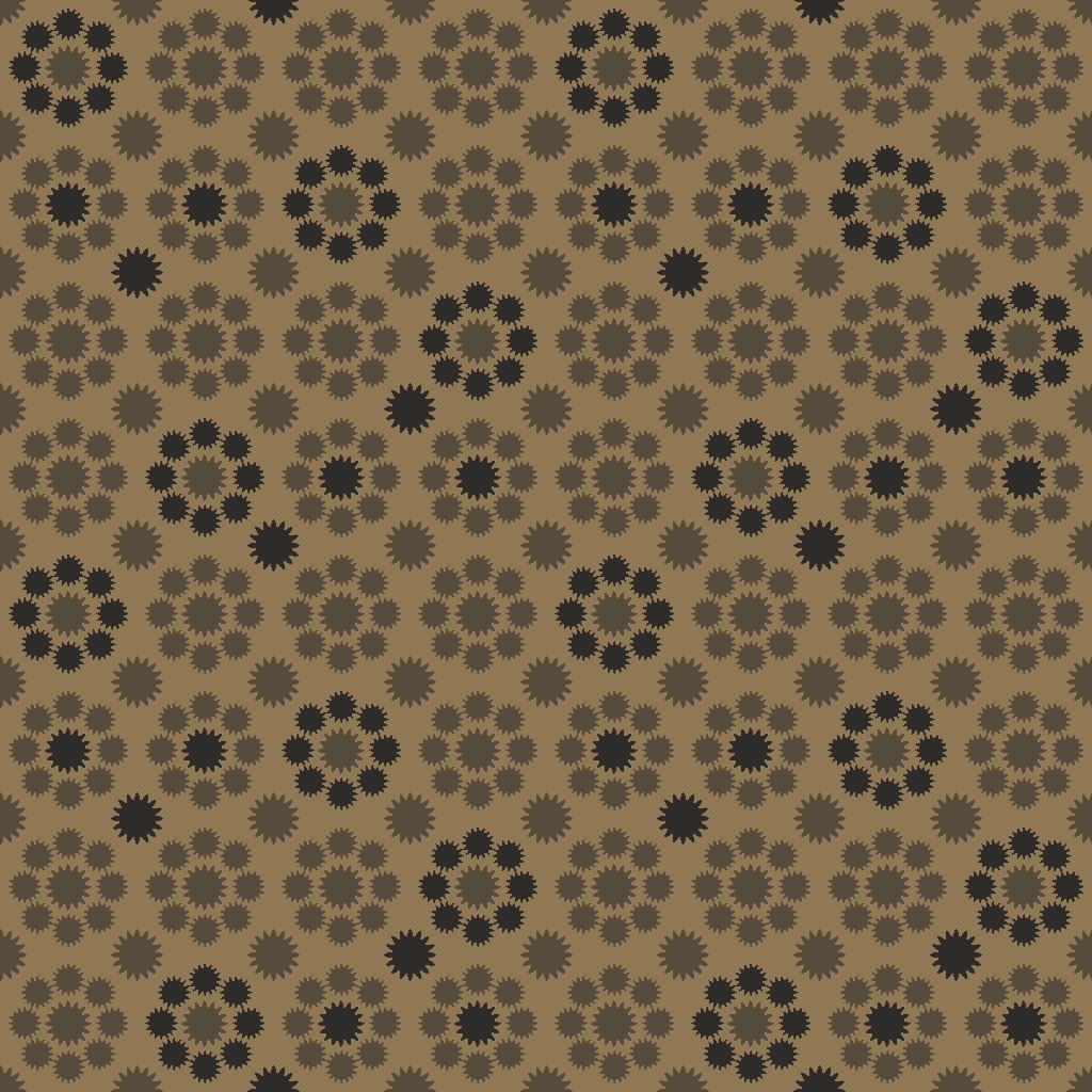rime spots  lt.green
