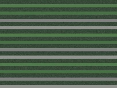 concrete stripe green