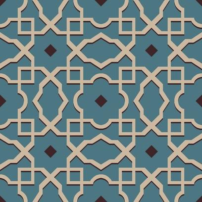 mecca  lt.blue