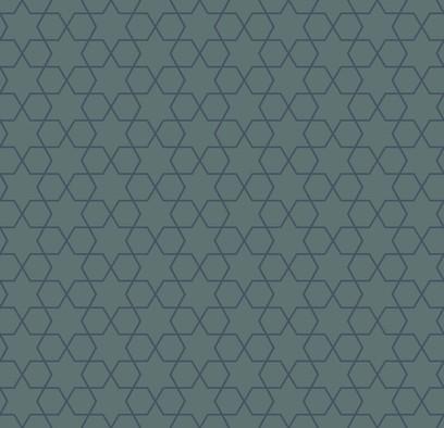 mosaic star  turquise