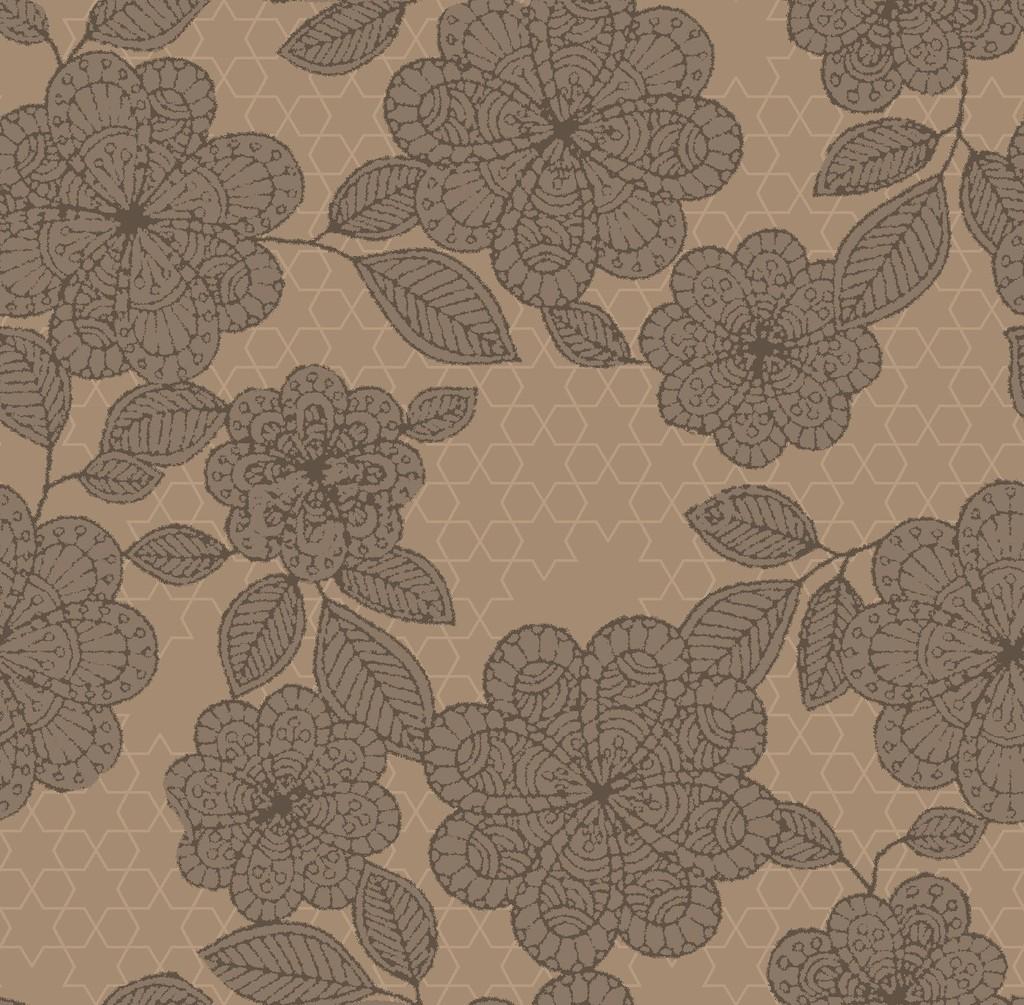 ancient flower beige