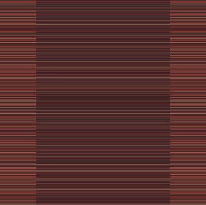 madras stripe corridor 195 cm  bordeaux