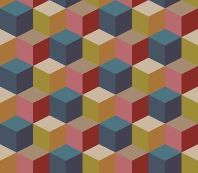 colour cubes  multi