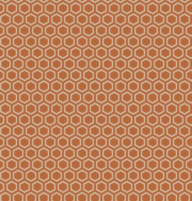 honeycomb  orange