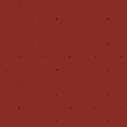 floral dot  red