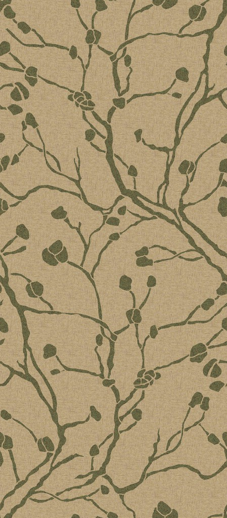 spring branch  green