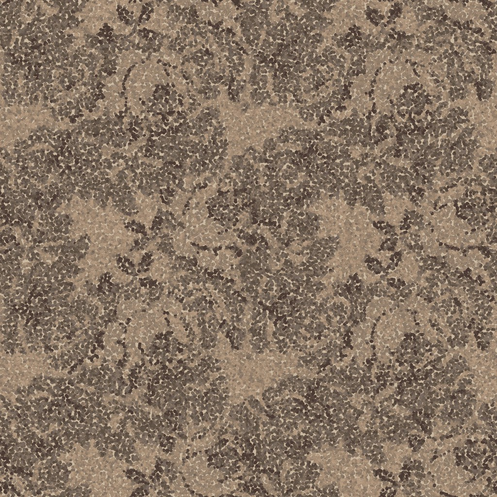 pointillist rose  beige