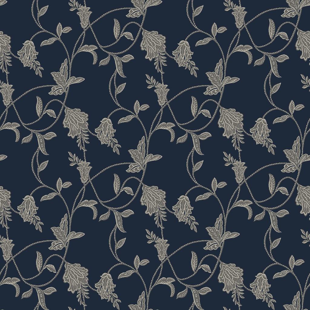 java batik  blue