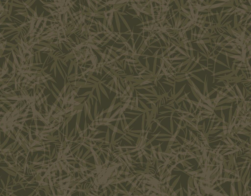 graphic bamboo  green
