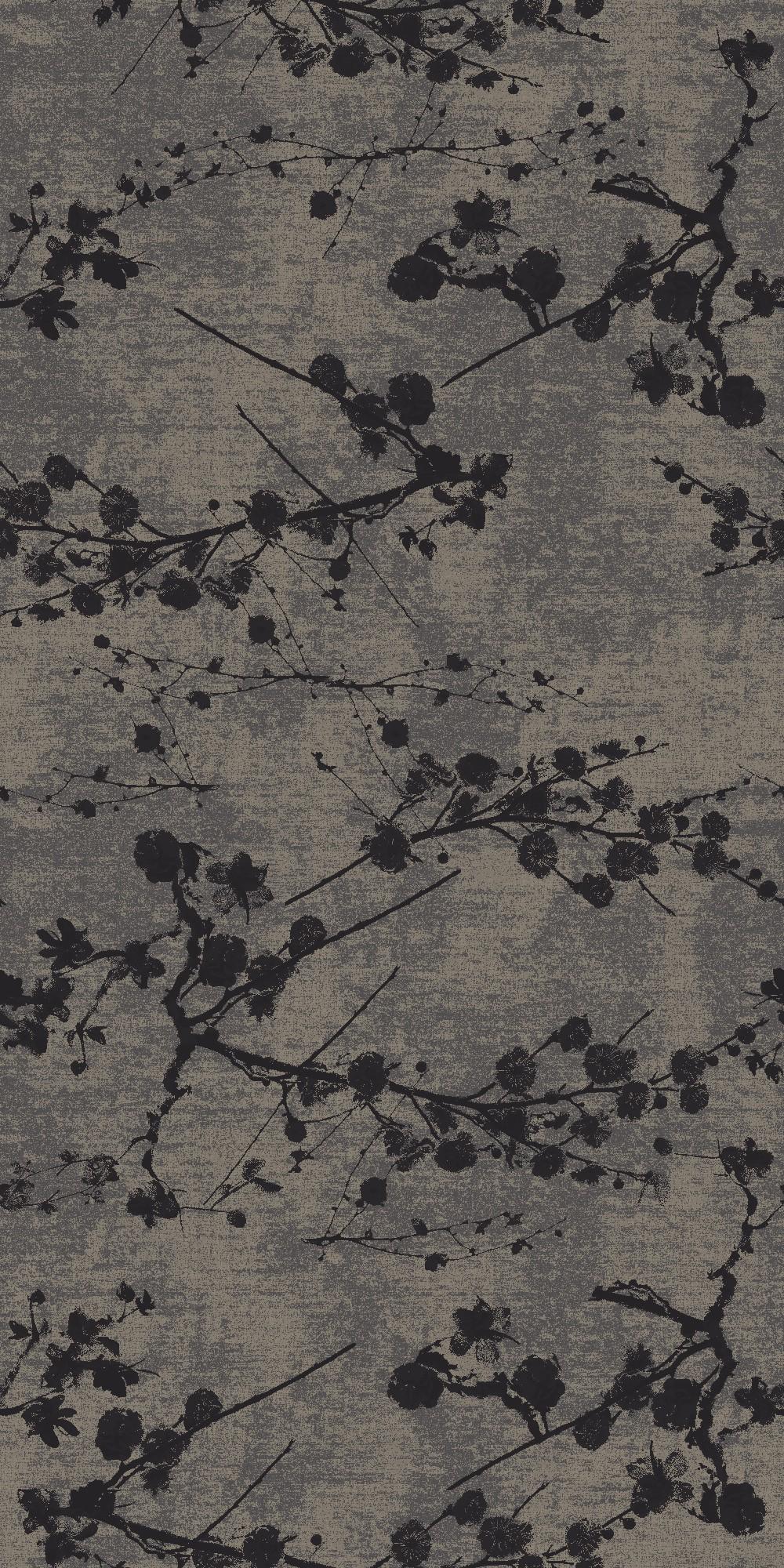 velvet bloom grey