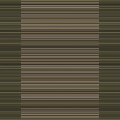 madras stripe corridor 195 cm  green
