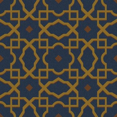 mecca      blue