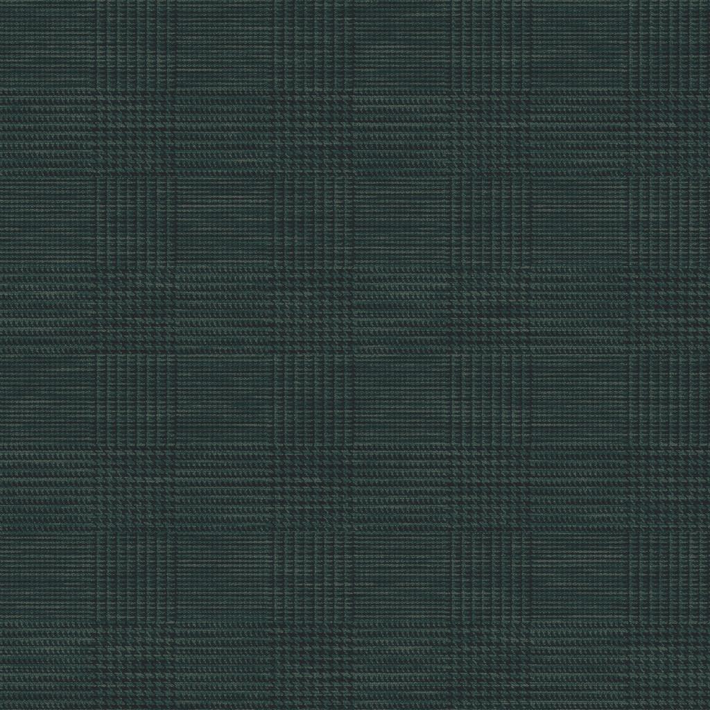 glen plaid green
