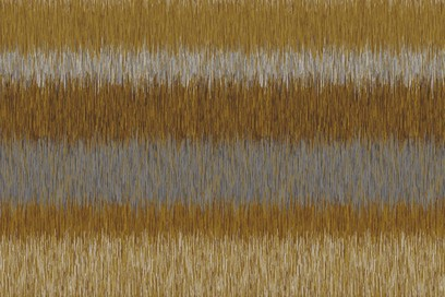 ikat stripe gold