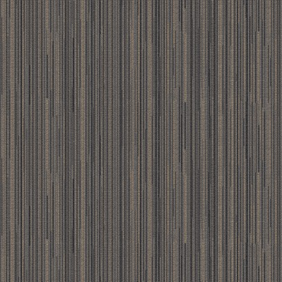 hessian stripe grey