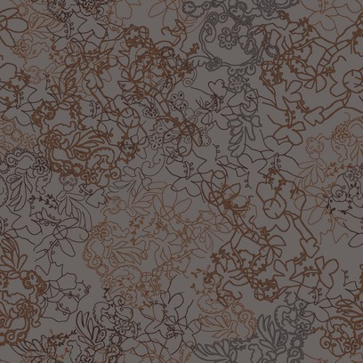 organic lace  grey