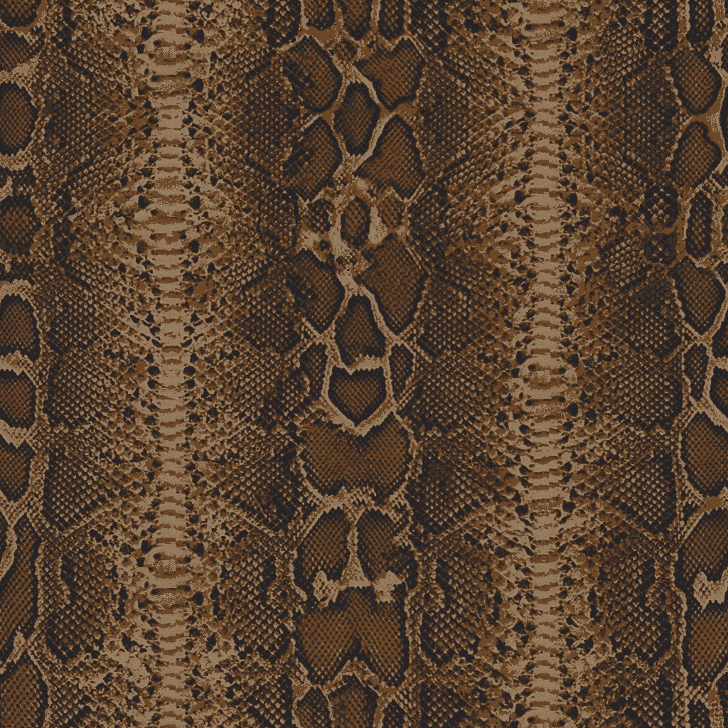 reptile   brown