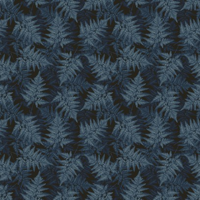 jungle floor  blue