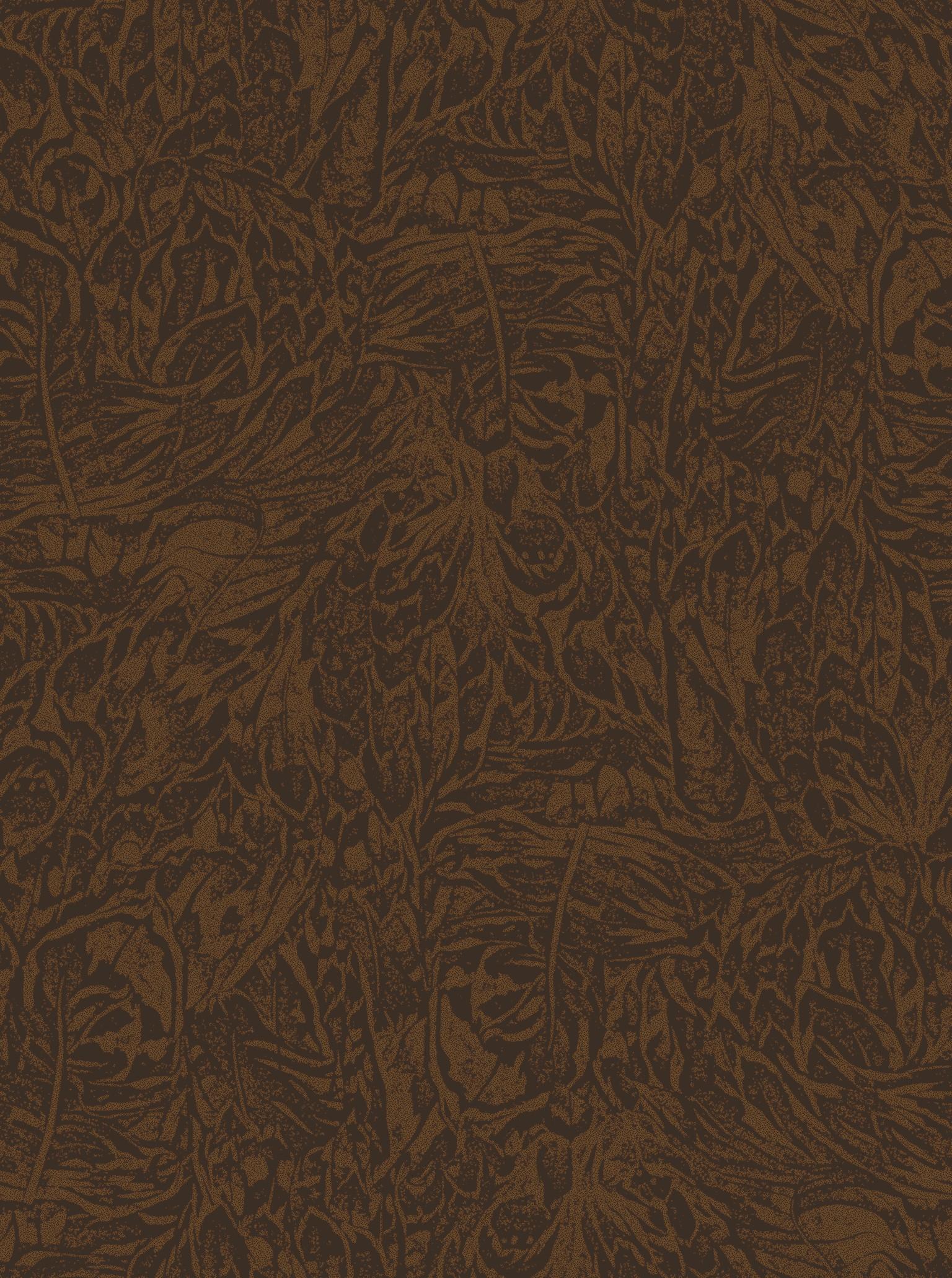 nature imprint  brown