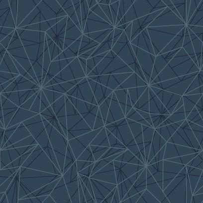 criss cross blue