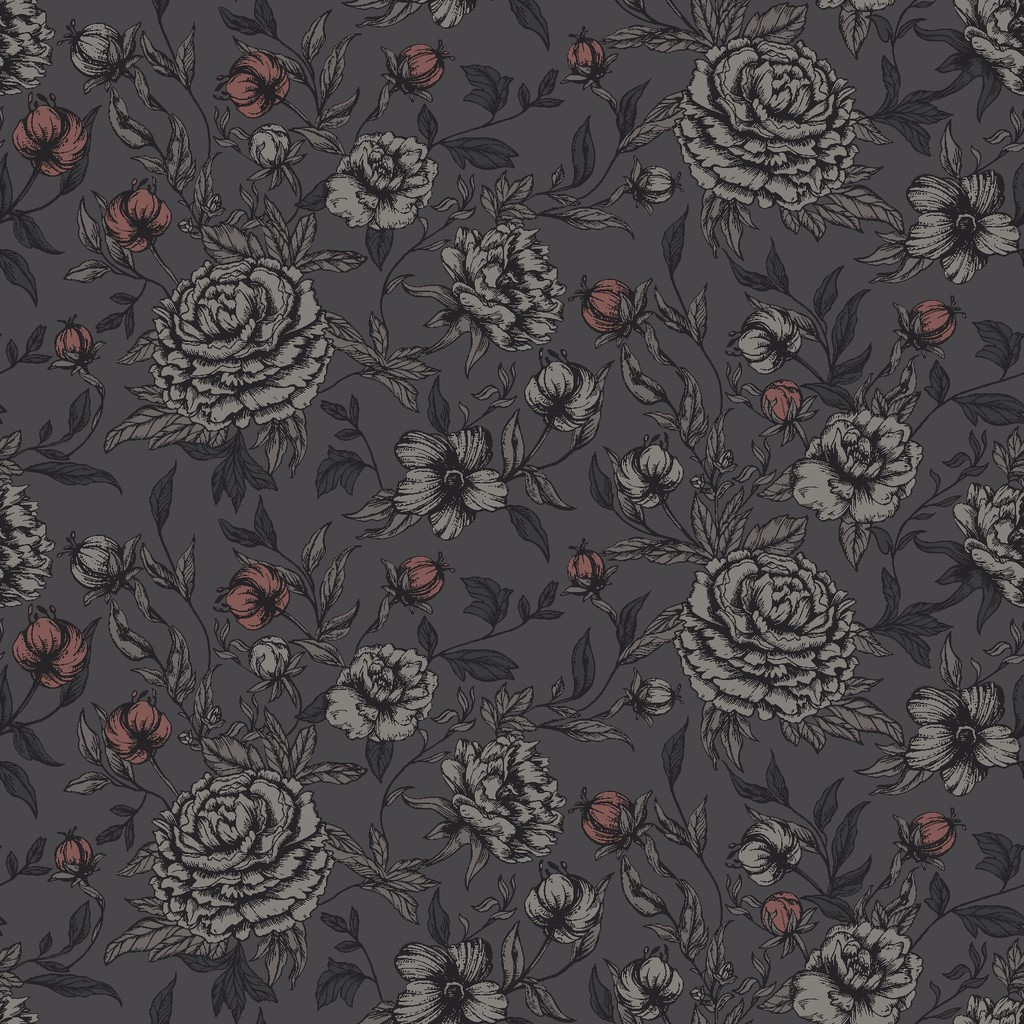 spanish rose  grey
