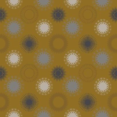 kaleidoscope golden
