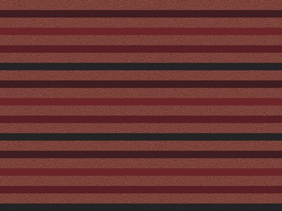 concrete stripe red