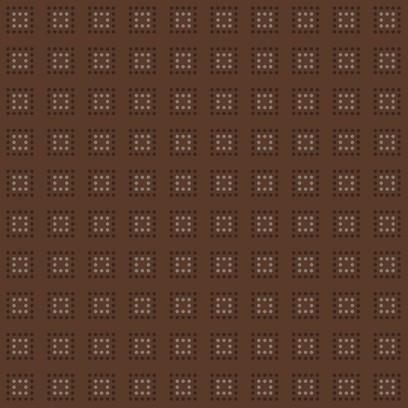 grannys rug brown