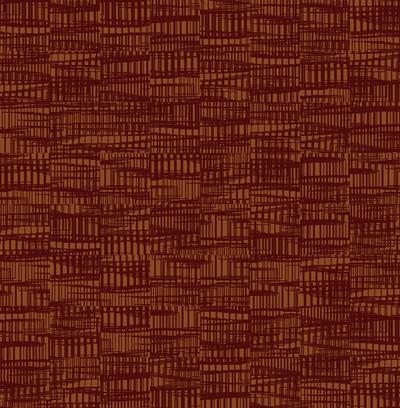 maxi grid  orange