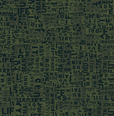 text layers  green