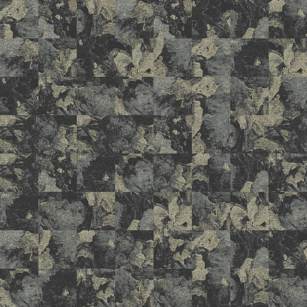 Digital Blooming  grey