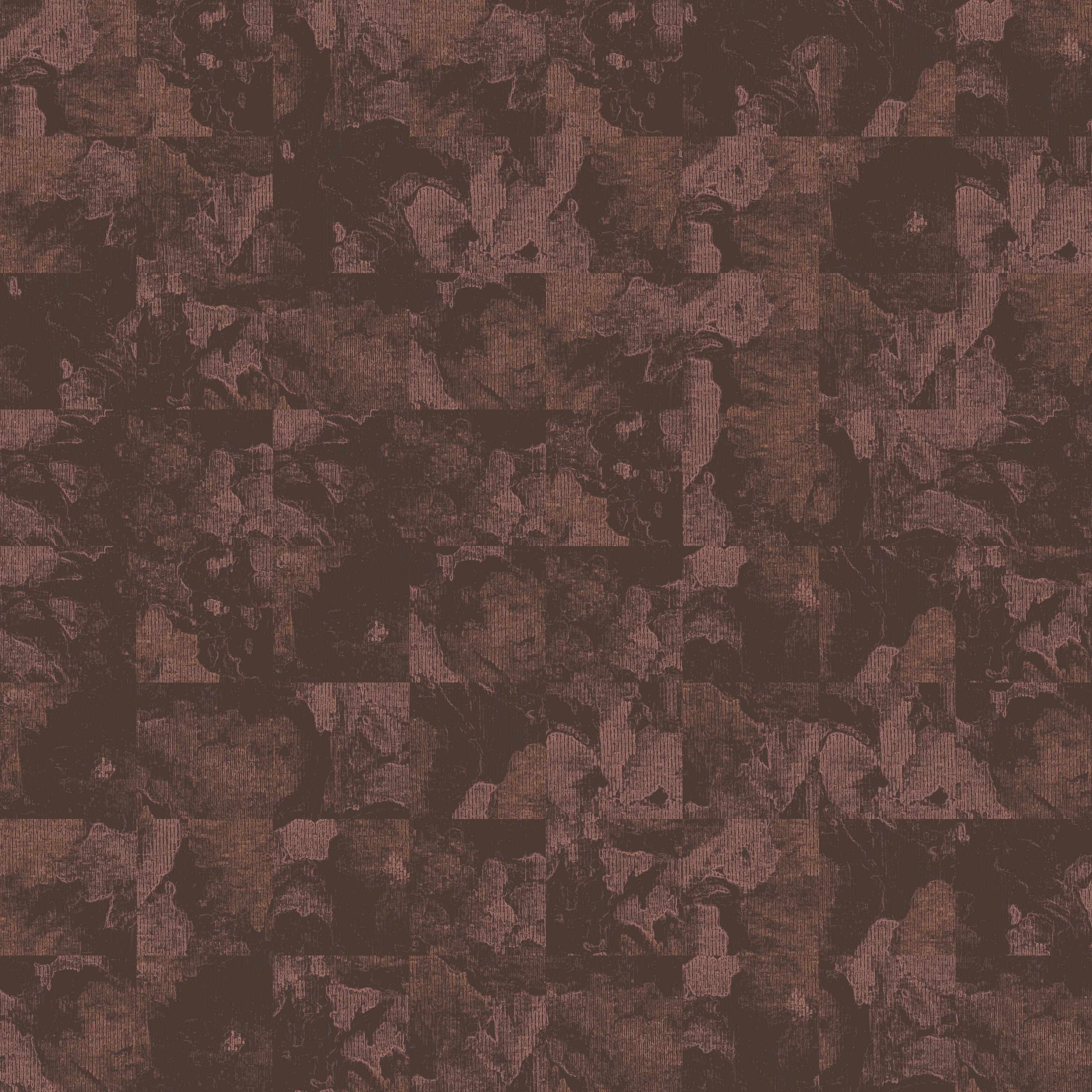 Digital Blooming, Brown